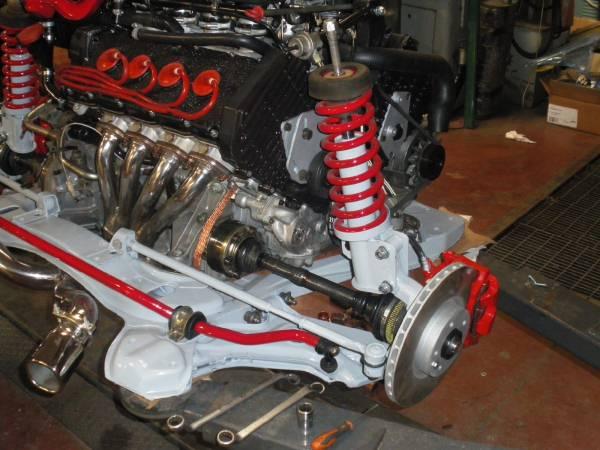 Foto Fiat 500 Motore Ferrari